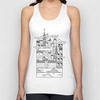 tokyo Tank Tops featuring TOKYO by Design Made in Japan