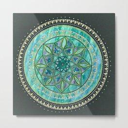 Gaia - Let the healing begin Metal Print