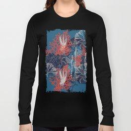Corals and Starfish Long Sleeve T-shirt