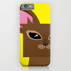 Furry Kitty Slim Case iPhone 6s