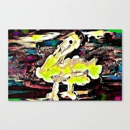 Alucinoc Canvas Print