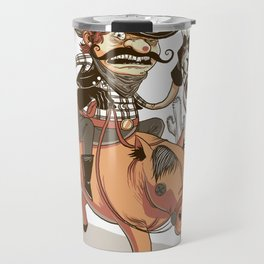 Giddy Up! Travel Mug