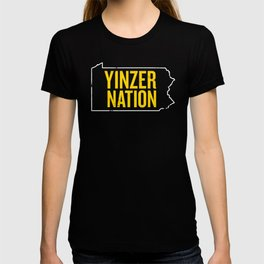 Yinzer Nation T-shirt