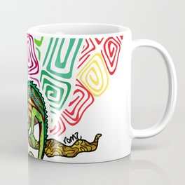 Camaleon Coffee Mug