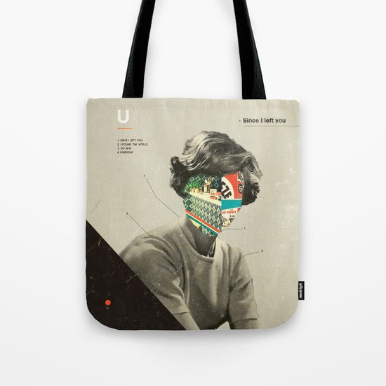 Since I Left You Tote Bag