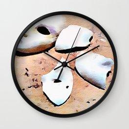 Falling a part Wall Clock
