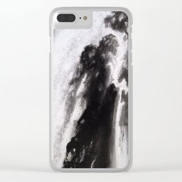 Waterfall by Takeuchi Seiho, 1925 Clear iPhone Case