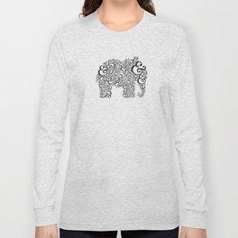 Ampersand Elephant Long Sleeve T-shirt
