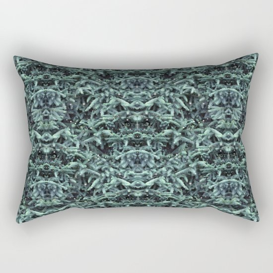 firs & foxes Rectangular Pillow