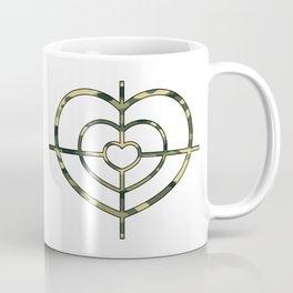 Heartscope Camo Coffee Mug