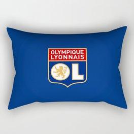 Olympique Lyonnais Rectangular Pillow