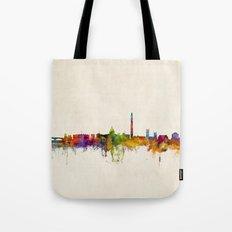 Washington DC Skyline Cityscpae Tote Bag