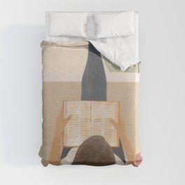 Bookworm Duvet Cover