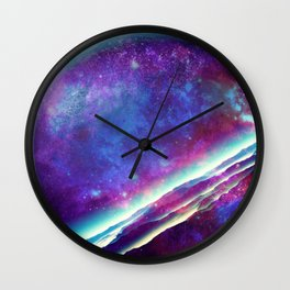 High-tide Wall Clock