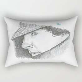 The Silly Hat Rectangular Pillow