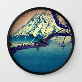 Pausing at Dojiro Wall Clock