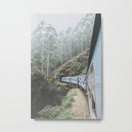 Sri Lanka IV Metal Print