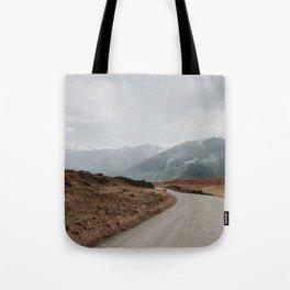 Peru Landscape Tote Bag