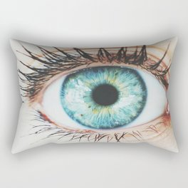 Eyephone Rectangular Pillow
