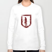 tomb raider Long Sleeve T-shirts featuring Tomb Raider III. by 187designz
