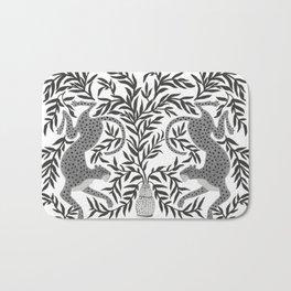 Jaguar Dance Bath Mat