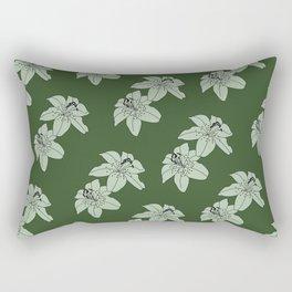 Lily the Tiger Rectangular Pillow