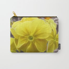 Pretty as a Primula Carry-All Pouch