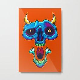 Wassup Metal Print