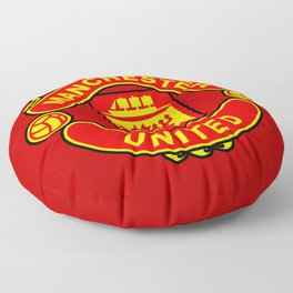 Manchester United Floor Pillow