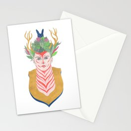 Woman Envy Stationery Cards