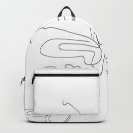 melting butter Backpack