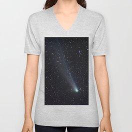 Comet Unisex V-Neck
