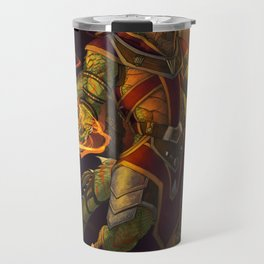 Skaltel's Flames Travel Mug
