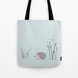 Hedgie Tote Bag