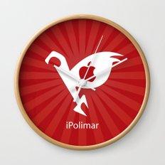 iPolimar Wall Clock