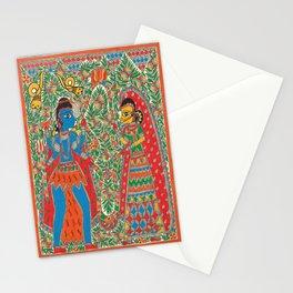 Shiva - Parvati Stationery Cards