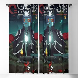 Iznabar nº1 Blackout Curtain