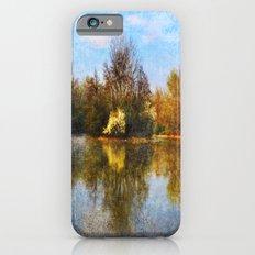 Autumn Lake iPhone 6s Slim Case
