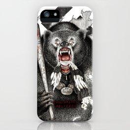 Inglourious Basterds (Quentin Tarantino) The Bear Jew iPhone Case