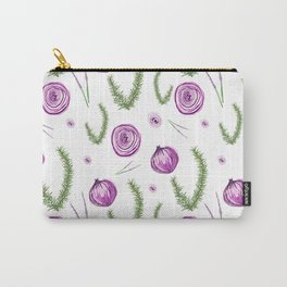 Rosemary & Onion Carry-All Pouch