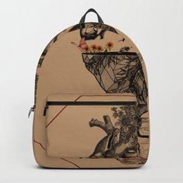 Butterfly Heart Backpack