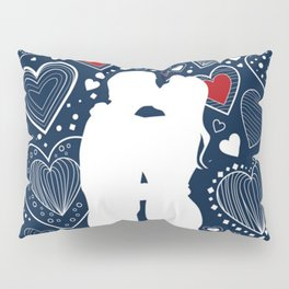 Couple in love Pillow Sham