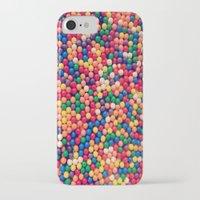 gumball iPhone & iPod Cases featuring Gumball Pop by WayfarerPrints