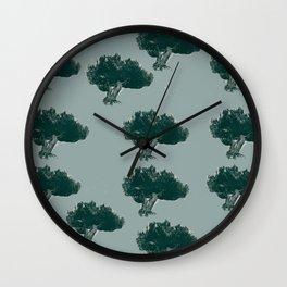 Melaleuca Wall Clock