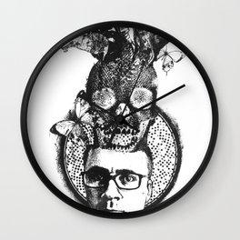 Damian Hirst Wall Clock