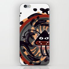 Evil Mandala iPhone & iPod Skin