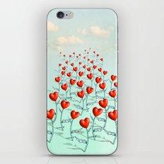 birthday... iPhone & iPod Skin