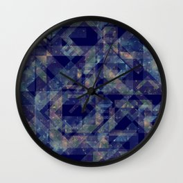 Nocturne 1 Wall Clock