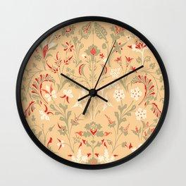 Victoriana Light Larger Pattern Wall Clock