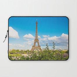 Cloud 9 - Eiffel Tower Laptop Sleeve
